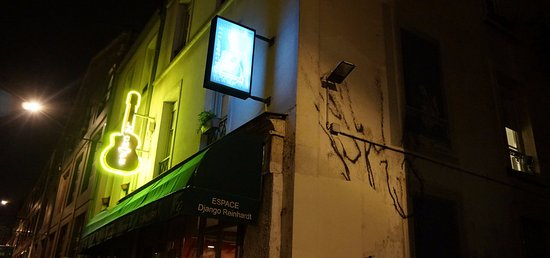Restaurant La Chope Saint Ouen