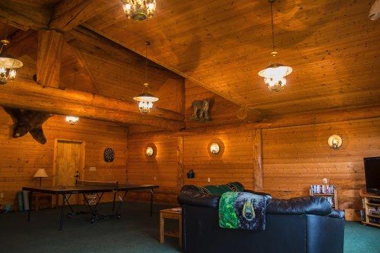 Gustavus, AK: Multipurpose Room