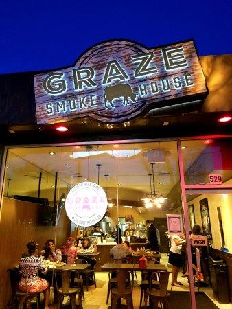Graze Smokehouse Cedarhurst