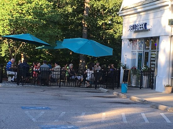 Midlothian, VA: BELLGREEK'S PATIO
