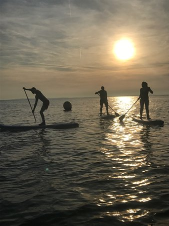 Whitstable, UK: Fun in the sun, on the sea and on the river