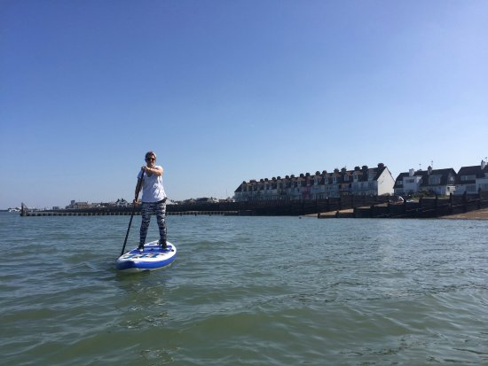 Come and SUP in gorgeous Whitstable!