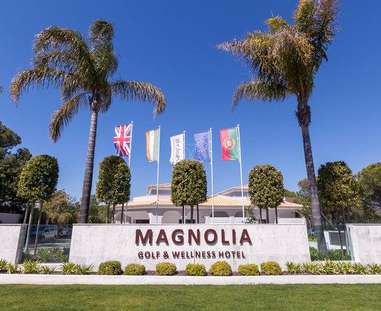 Magnolia Hotel And Spa Almancil