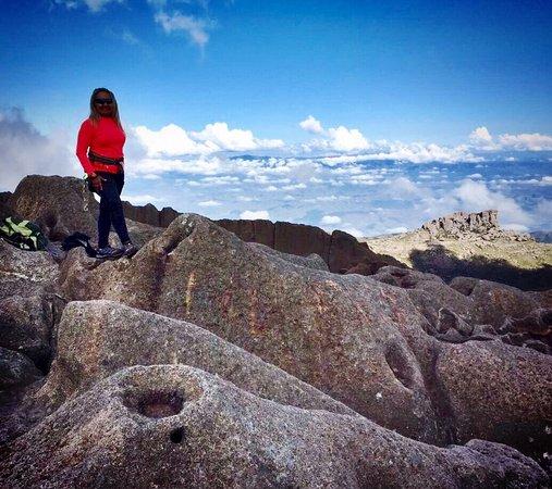Itatiaia, RJ: Pico das Agulhas Negras a 5 maior montanha do Brasil, com 2790,94 m localizada dentro do Parque