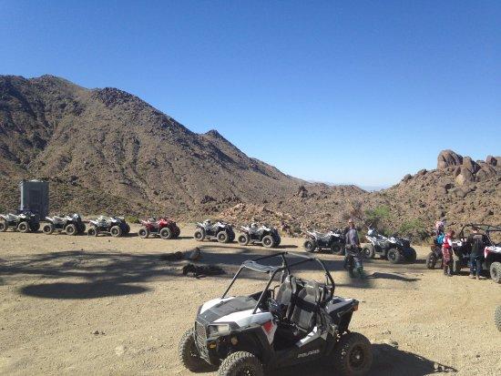 Atv Tours In Las Vegas Nevada