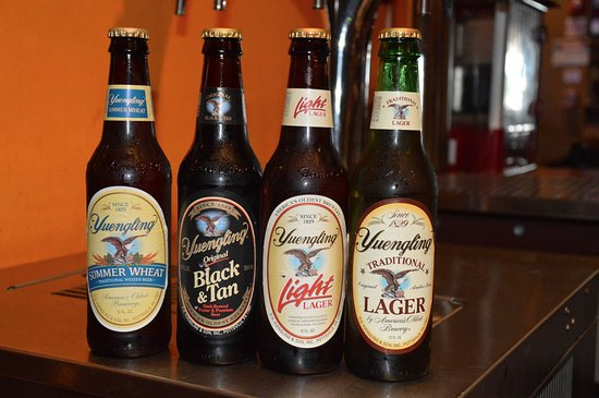 Yuengling - Picture of Island Beer Chill and Grill, Port of
