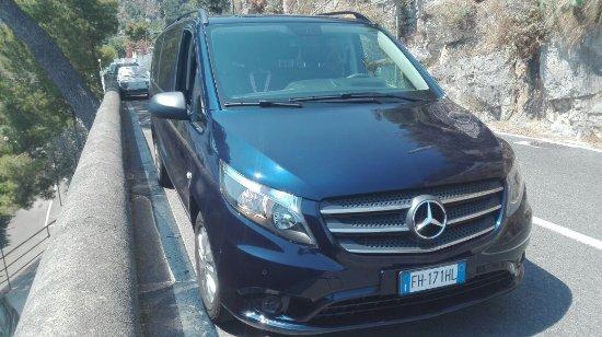 Luigi Fusco Car Service Transfer & Excursions in Amalfi Coast: Luigi Fusco shuttle limousine service private tour & transfers in Amalfi coast !