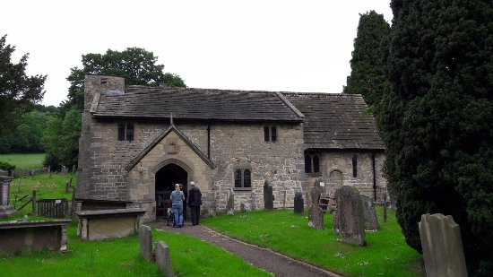 St Hilda's Church - Thornton-Le-Dale. Stunning small church, well worth a visit.