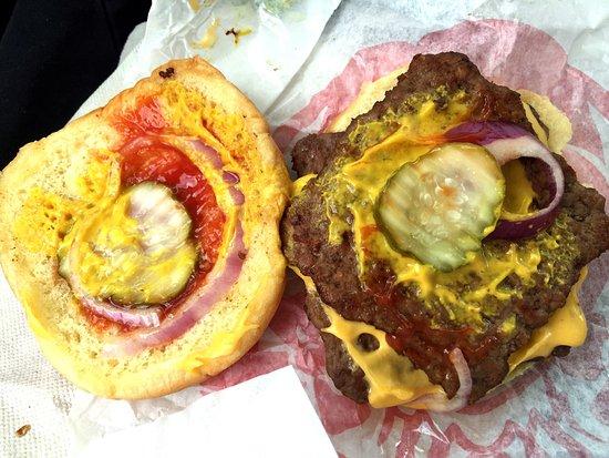 Auburn, AL: Double Stack Burger