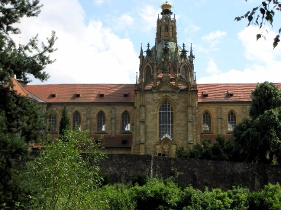 The Church of the Assumption of the Virgin Mary