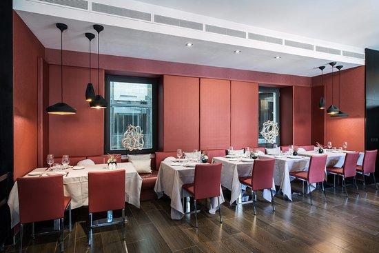 Ascent Restaurant: Restaurante