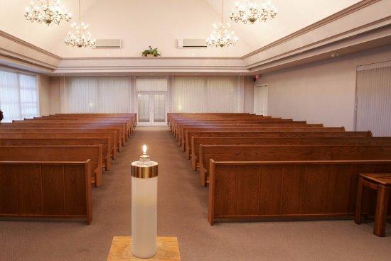 Surrey, Canadá: Victory Memorial Park Funeral Centre