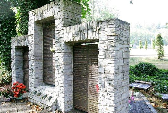 Surrey, Canada: Victory Memorial Park Funeral Centre