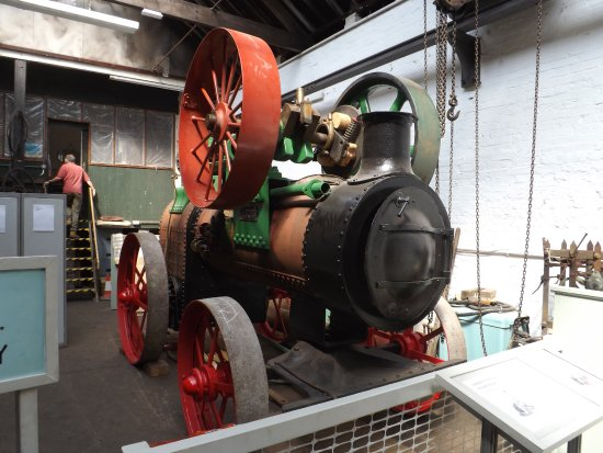 Leiston, UK: Traction Engine