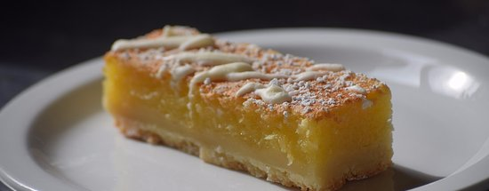 Hamilton, MT: Lemon bar from Place to Ponder