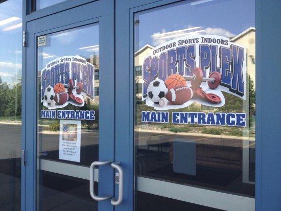 Billings, MT: Main Entrance