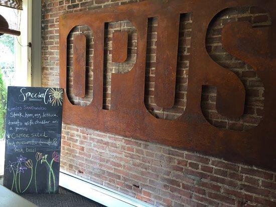 Opus Espresso & Food Bar: photo0.jpg