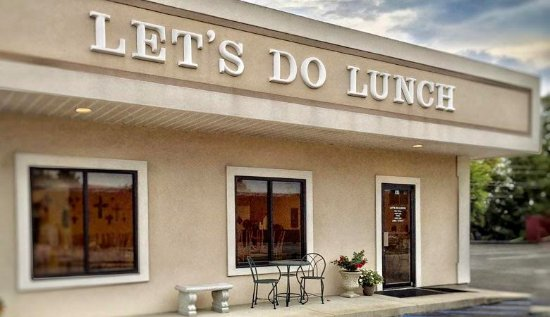 Decatur, Αλαμπάμα: Let's Do Lunch
