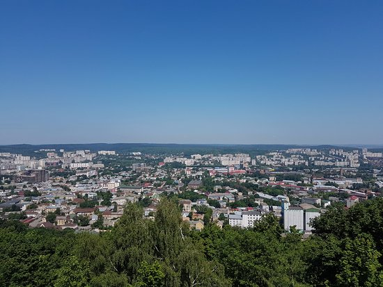 Panorama Picture Of Lviv High Castle Lviv Tripadvisor