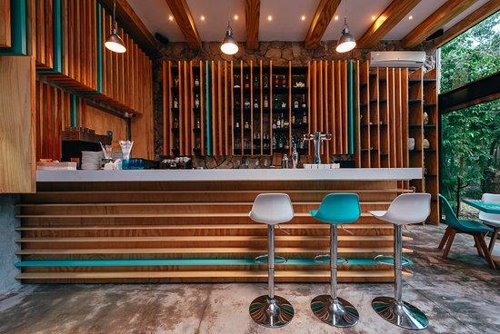 Foto de Sal de Mar Cozumel Barra de madera Wood bar TripAdvisor