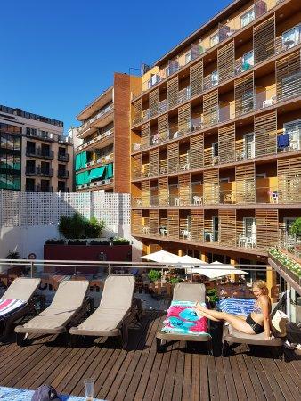 Hotel Monterrey Lloret De Mar