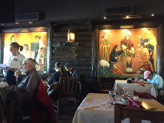 el tovar dining room reviews   Interior - Picture of El Tovar Lodge Dining Room, Grand ...