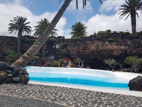 Punta Mujeres, Spanien: Jameos Del Agua