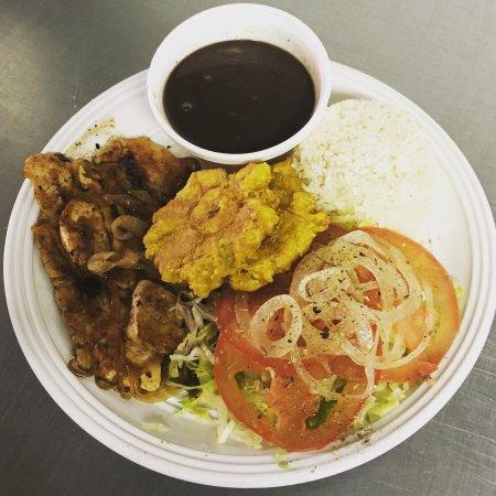 Oakland Park, Flórida: Todas estas Delicias puedes ordenar