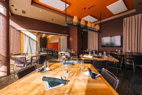 Indulge Bistro & Wine Bar: Private Dining Room