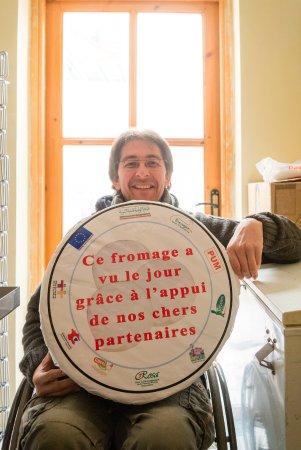 Dar Daif : Visite coopérative fromage de Chèvres