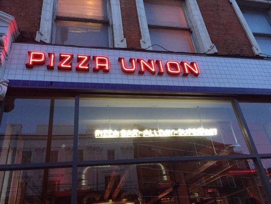 Photo g de pizza union king s cross londres