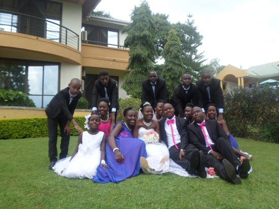 Fort Portal, Uganda: Weddings@FortMotel Gradens