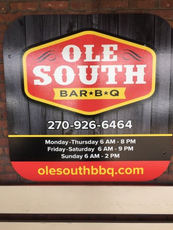Owensboro, KY: Ole South Barbeque