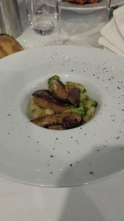 Ternay, Frankrig: Foie gras