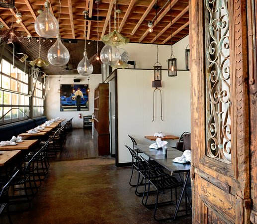 Ла-Меса, Калифорния: BO-beau kitchen + garden