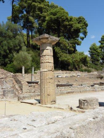 Olimpia (Archaia Olympia): Olimpia, Grecia