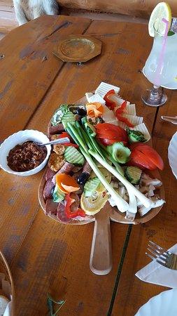 Vama, Romania: Tradional food