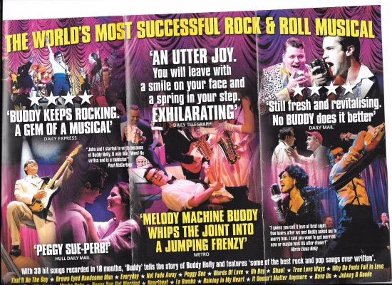 Theatre Royal Plymouth: details of the musical