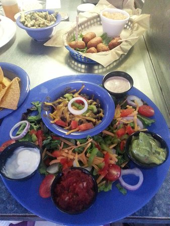 Fletcher, NC: Terrific Taco Salad