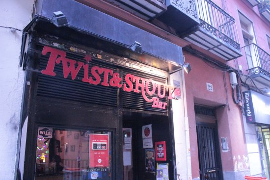 ‪Twist & Shout Bar‬
