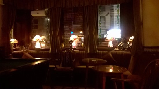 Windsor House: A view in the bar.