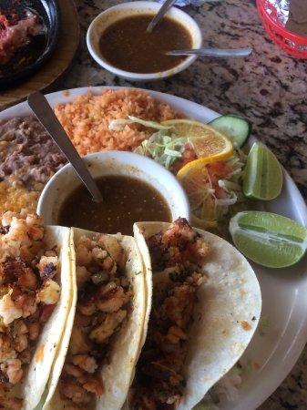 Westminster, CO: Shrimp Tacos