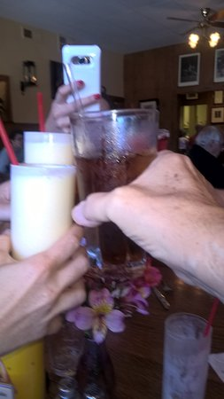 Pescadero, Californien: Fathers Day Toast!