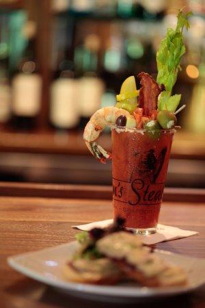 Ludlow, VT: The BEST Bloody Marys!