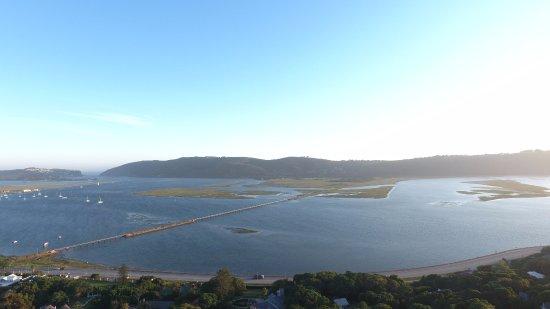 Knysna Lagoon: Knysna Estuary