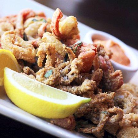Eagan, MN: Crispy Calamari