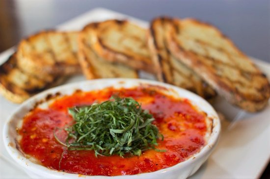 Eagan, MN: Baked Goat Cheese