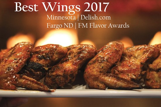 Eagan, MN: Best Wings Minnesota 2017, Fargo ND 2017