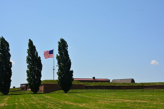 Fort McHenry National Monument: ....