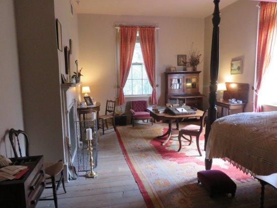 Brunswick, GA: upstairs bedroom
